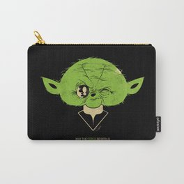 StarWars May the Force be with you (green vers.) Carry-All Pouch