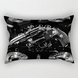 357 Magnum Rectangular Pillow
