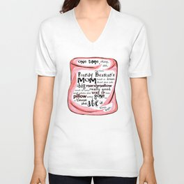 Marshmallow Dream Unisex V-Neck