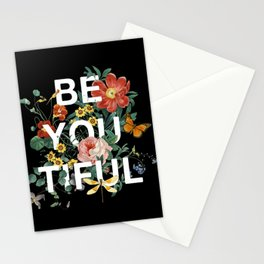 Be You Tiful Stationery Cards