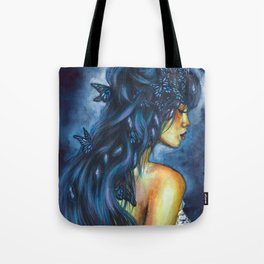 Inside my head Tote Bag