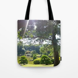 Filtered Sunlight Tote Bag
