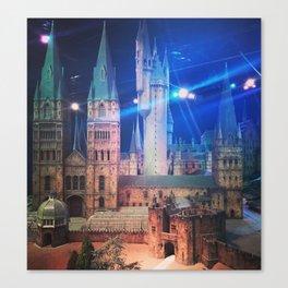 Hogwarts Model 2 Canvas Print