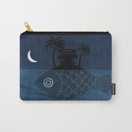 """Denpasar"" Illustration Toni Demuro Carry-All Pouch"