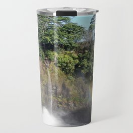 Rainbow Falls Travel Mug