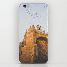 El Convento de San Esteban iPhone Skin