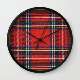 Love Tartán (5) - Stewart Royal Wall Clock