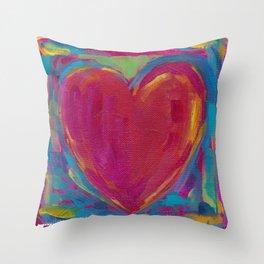 Love 1 Throw Pillow