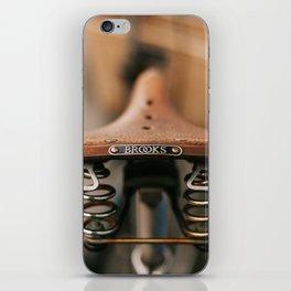 Brooks Bike iPhone Skin