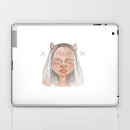 Fresh Girl Laptop & iPad Skin