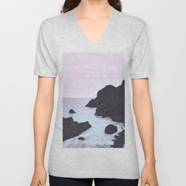 The sea song Unisex V-Neck