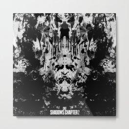 Chief - Shadows Chapter 2 Metal Print