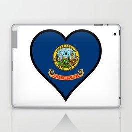 Love Idaho Laptop & iPad Skin