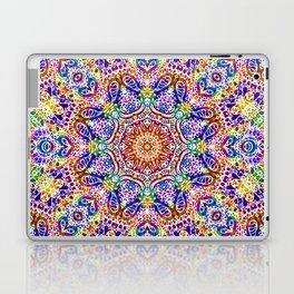 Mehndi Ethnic Style G459 Laptop & iPad Skin