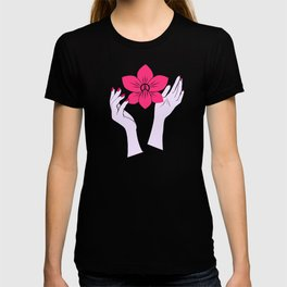 Holy orchid T-shirt