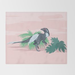 Guaibasaurus candelariensis Throw Blanket