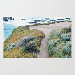 The Path to the Ocean Rug