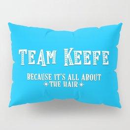 Team Keefe Pillow Sham