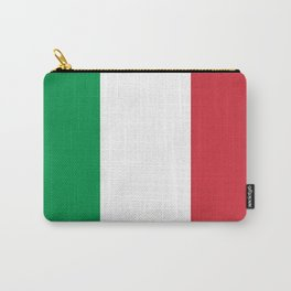 National Flag of Italy, High Quality Image Carry-All Pouch