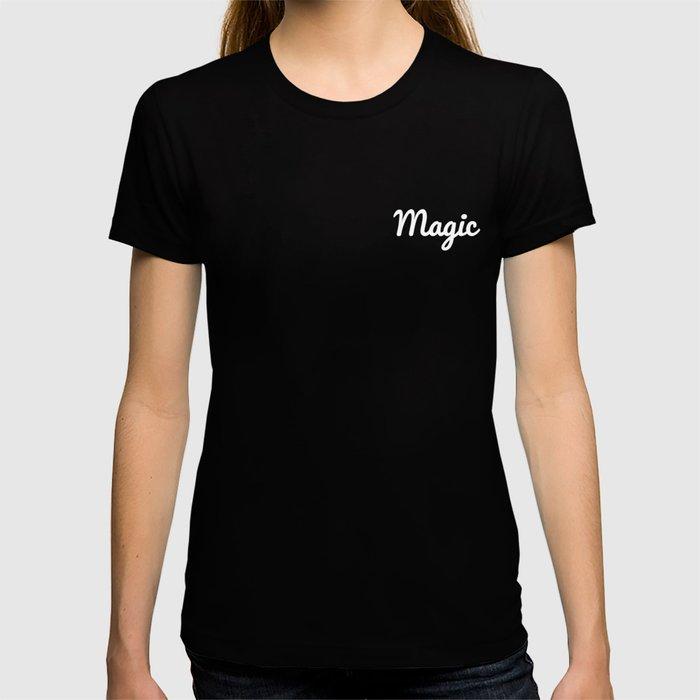 Magic Hoodie XL Logo T-shirt