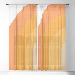 Retro 01 Sheer Curtain