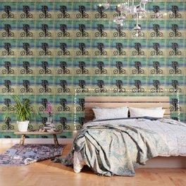 True blue love Wallpaper
