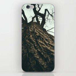 Dark Tree iPhone Skin