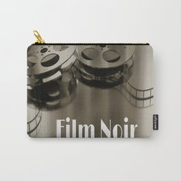 Film Noir Carry-All Pouch