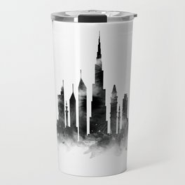 Dubai Skyline Travel Mug