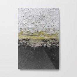 Wall Nearby Metal Print