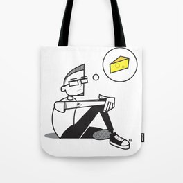 Fromage process Tote Bag