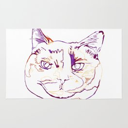 Torti Kitty Rug