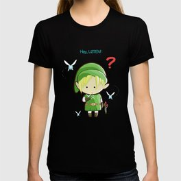 Hey Listen! Cute Link From Zelda Kawaii :) T-shirt