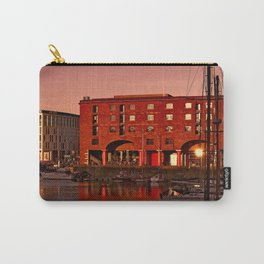 Albert Docks, Liverpool Carry-All Pouch