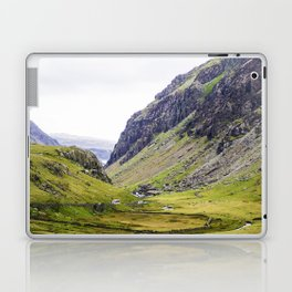 Green Irish Valley Laptop & iPad Skin