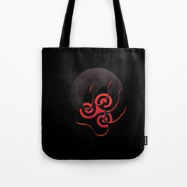 "Teen Wolf-""There's a Bad Moon on the Rise"" Tote Bag"
