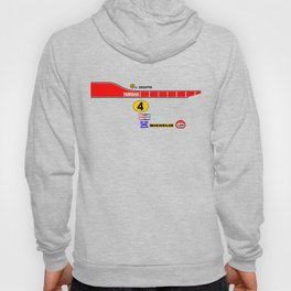 Johnny Cecotto 1979 Moto Grand Prix Hoody
