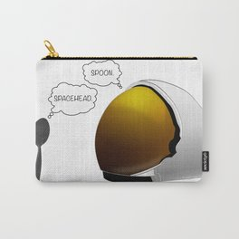 Spoon. Spacehead. Carry-All Pouch