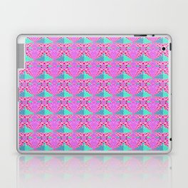 Ultra HD Retro Fractal Geometric Pop Laptop & iPad Skin