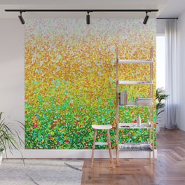 Color Dots Background G73 Wall Mural