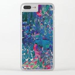 OMBROSE, GA Clear iPhone Case