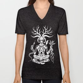 Lord of the Beasts Unisex V-Neck