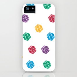 Mana Spin-downs iPhone Case