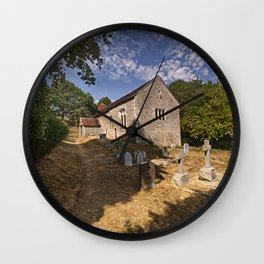 Coombes Church Wall Clock