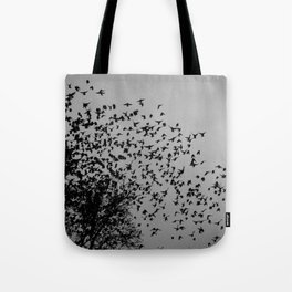 STARLINGS IN THE CITY Tote Bag