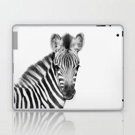 Baby Zebra Laptop & iPad Skin