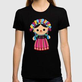 Maria 3 (Mexican Doll) T-shirt
