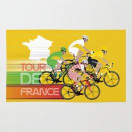 Tour De France Rug