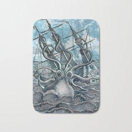 Sea Monster Bath Mat