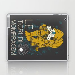 Books Collection: Sandokan, The Tigers of Mompracem Laptop & iPad Skin